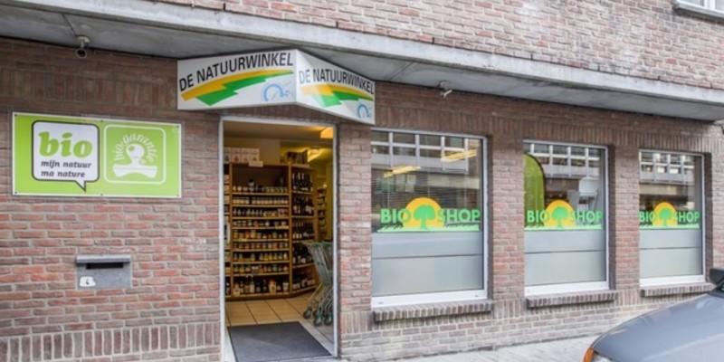 Bio Shop biowinkel Deinze