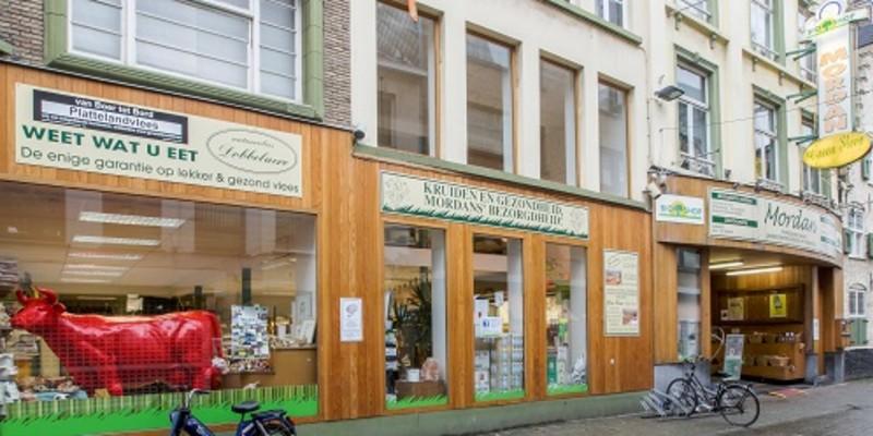 Bio Shop Mordan biowinkel Oostende